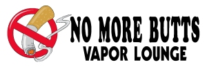 No More Butts logo