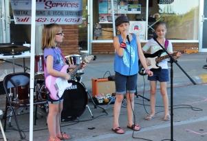 Muscatine Second Saturday Lovstad Music Services