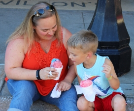 Muscatine Second Saturday Shaved Ice